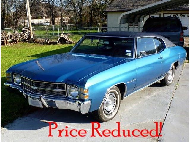 1971 Chevrolet Chevelle | 654192