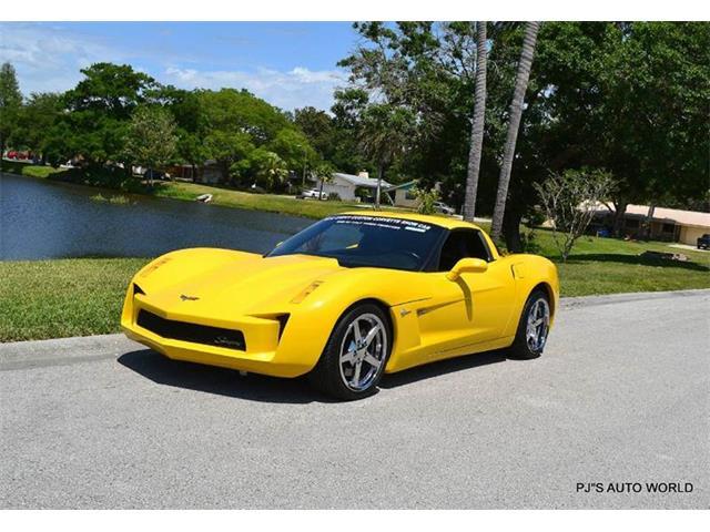 2010 Chevrolet Corvette | 654272