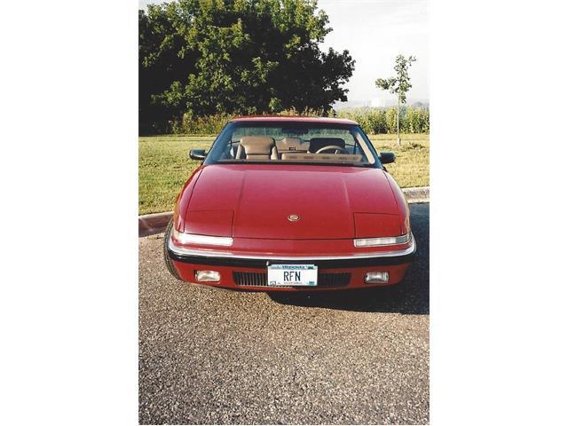 1989 Buick Reatta | 654421