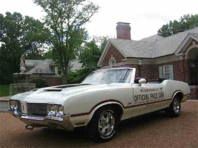 1970 Oldsmobile Cutlass Supreme | 654437
