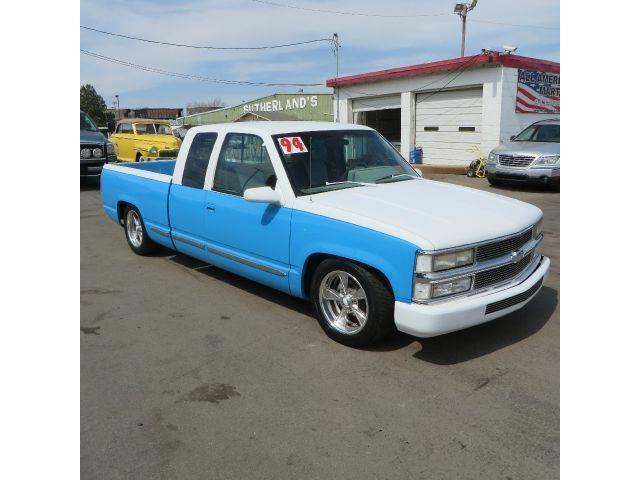 1994 Chevrolet C/K 1500 | 654545