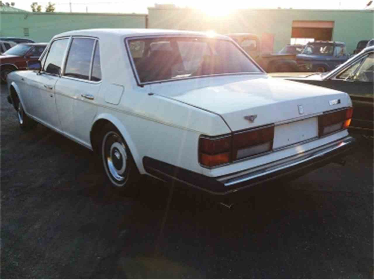 Large Picture of '86 Silver Spirit - E130