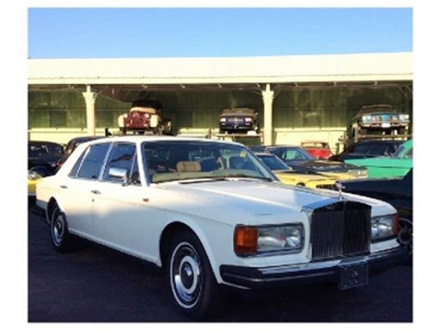 1986 Rolls-Royce Silver Spirit   654588