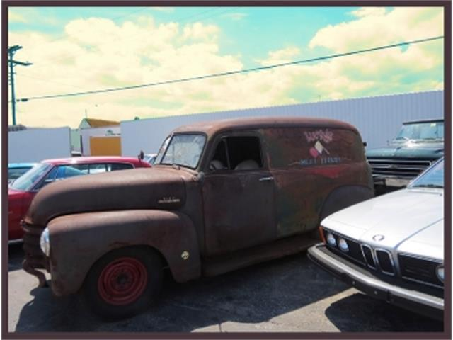 1953 Chevrolet 3100 | 654589
