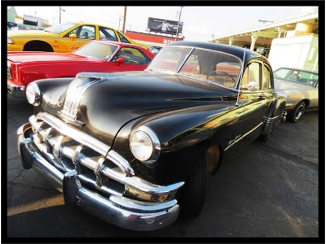 1950 Pontiac Chieftain | 654592