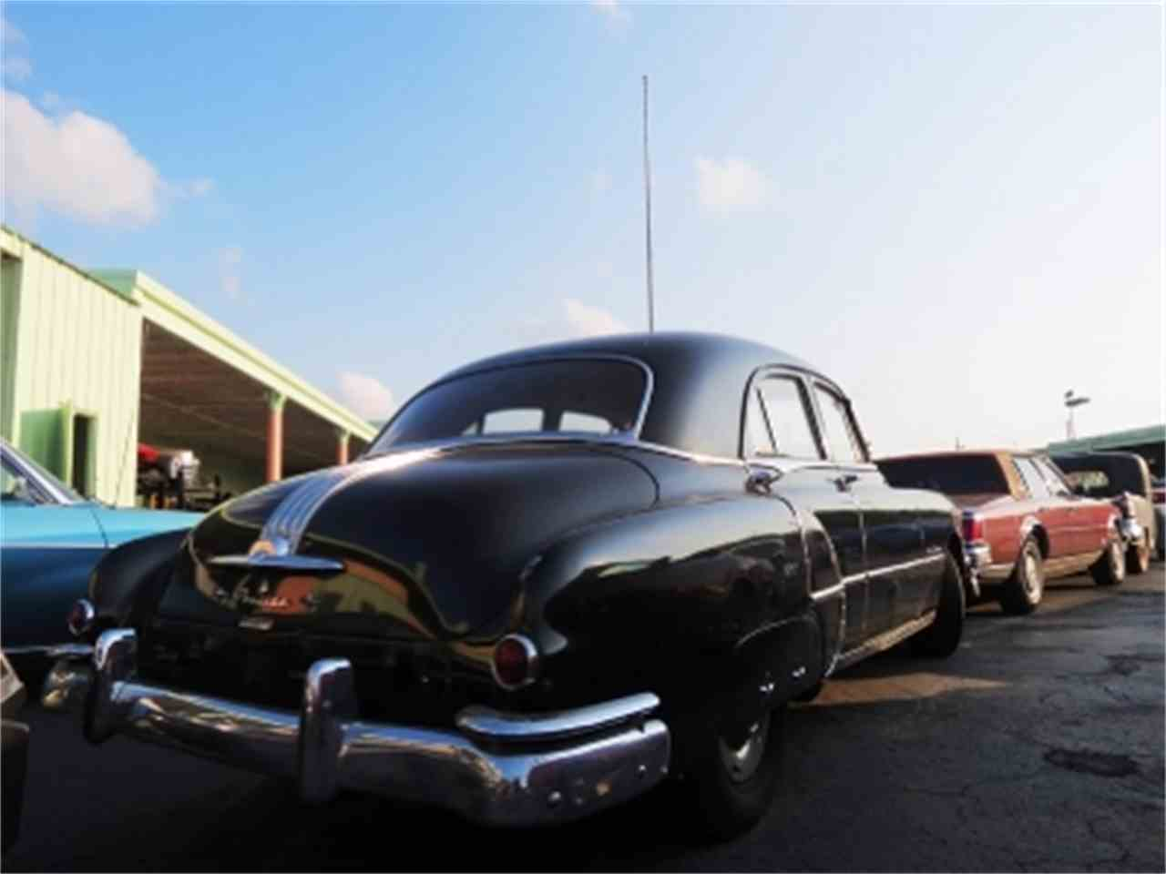 1950 pontiac chieftain for sale cc 654592. Black Bedroom Furniture Sets. Home Design Ideas
