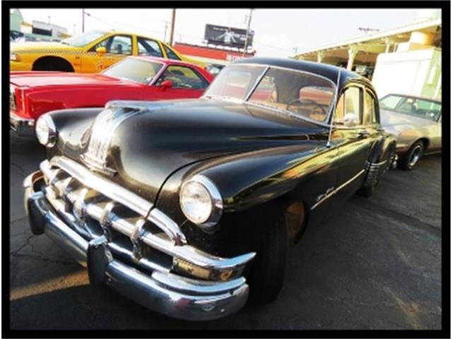 1950 Pontiac Chieftain | 654592