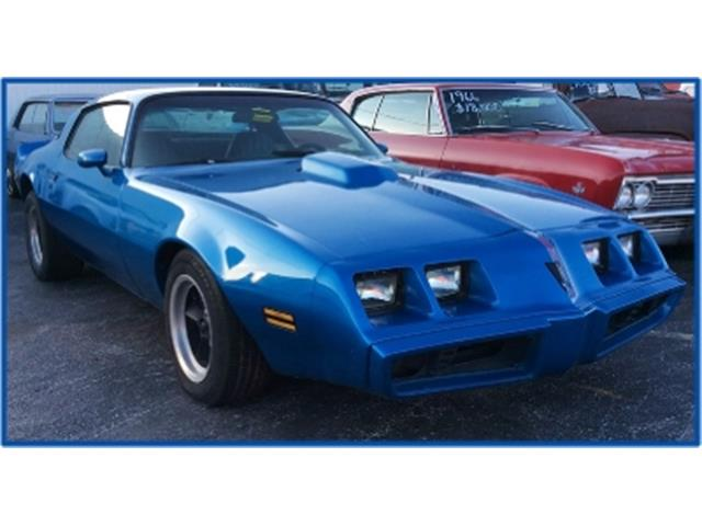 1979 Pontiac Firebird Trans Am | 654593