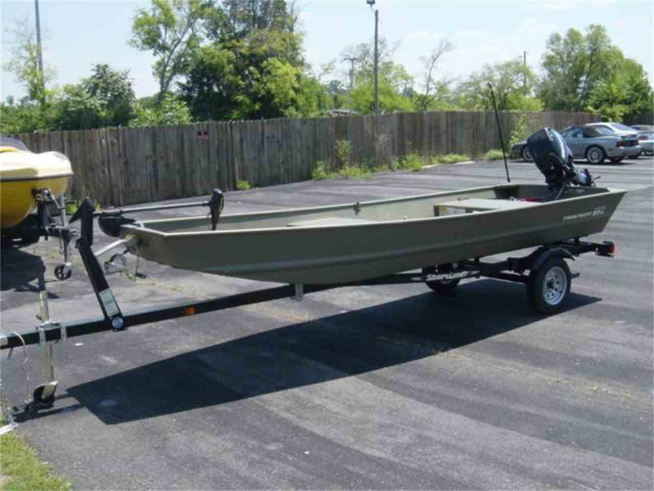 2013 Tracker Boat for Sale - CC-650482
