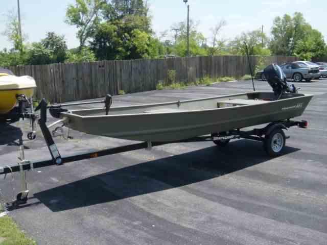 2013 Tracker Boat   650482