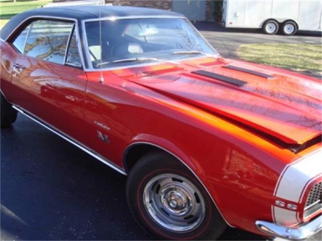 1967 Chevrolet Camaro | 654840