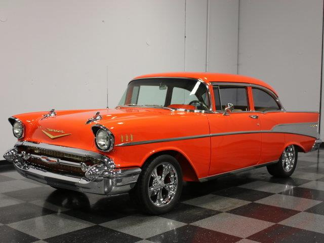 1957 Chevrolet Bel Air | 654959