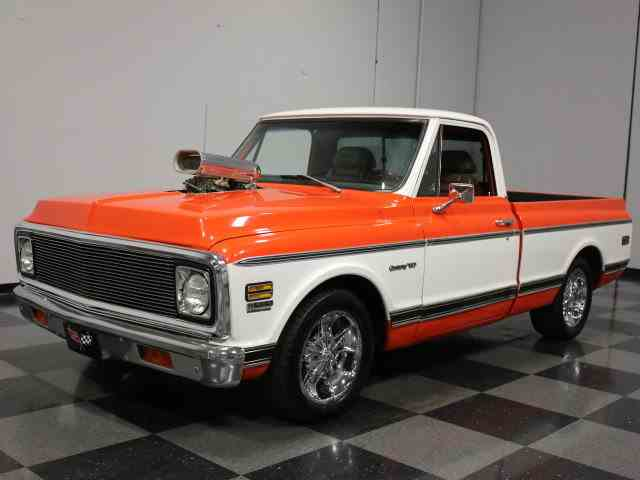 1972 Chevrolet C10 Supercharged | 654963
