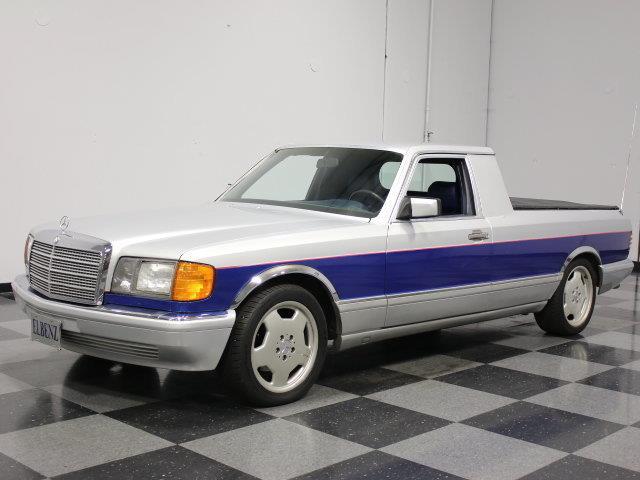 1988 Mercedes-Benz 420SEL | 654966
