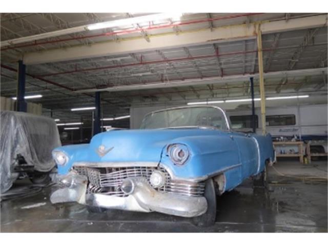 1954 Cadillac 2-Dr Convertible | 654971