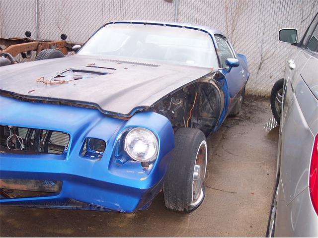 1980 Chevrolet Camaro | 655127