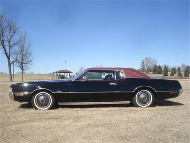 1972 Ford Thunderbird | 655159