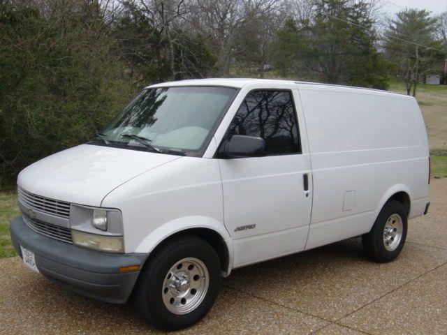 1998 Chevrolet Astro | 650517