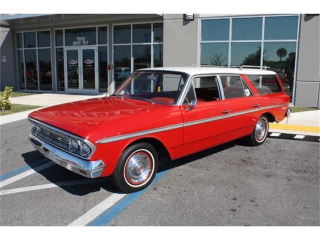 1963 AMC Rambler | 655224
