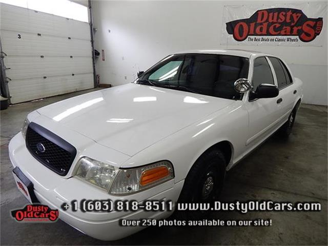2005 Ford Crown Victoria | 655232