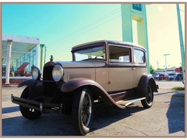 1929 Whippet 2-Dr | 655306