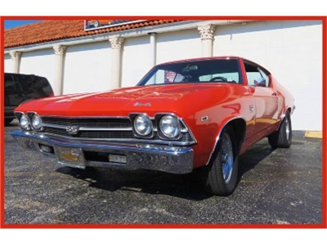 1969 Chevrolet Chevelle | 655308