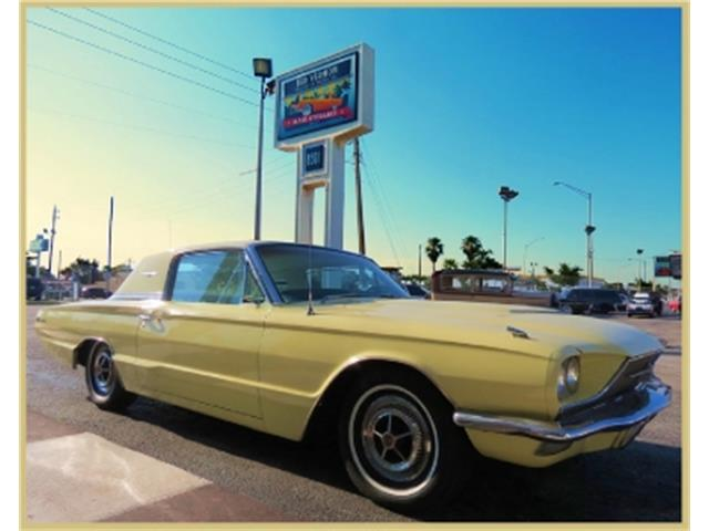 1966 Ford Thunderbird | 655309