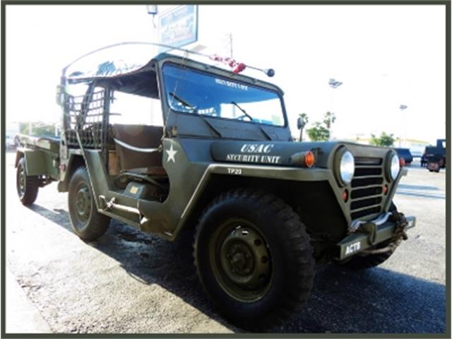 1991 Jeep Military | 655310