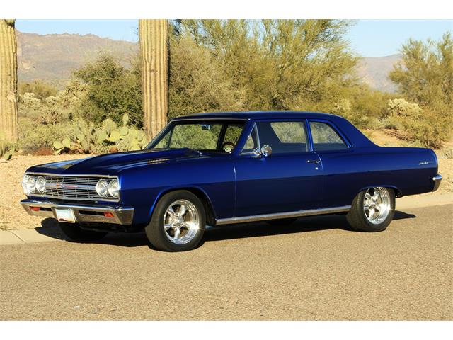1965 Chevrolet Chevelle | 655476