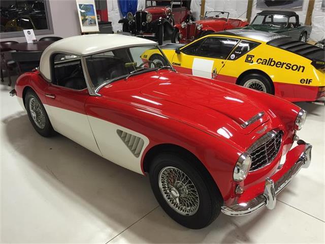 1960 Austin-Healey BT7 | 655486