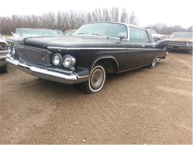 1961 Chrysler Imperial Lebaron | 655499