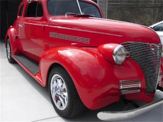 1939 Chevrolet 5-Window Coupe | 655501