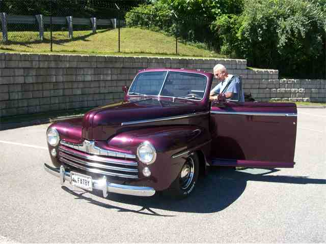 1948 Ford Convertible | 655637