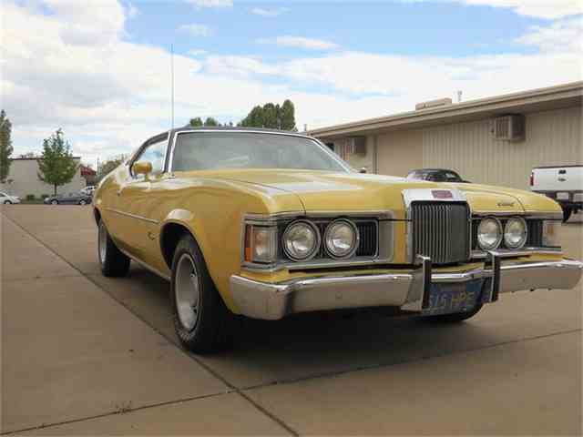 1973 Mercury Cougar XR7 | 655662