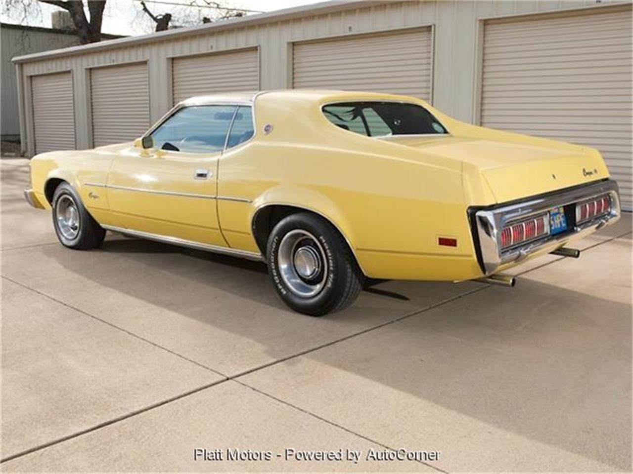 1973 Mercury Cougar Xr7 For Sale Classiccars Com Cc 655662