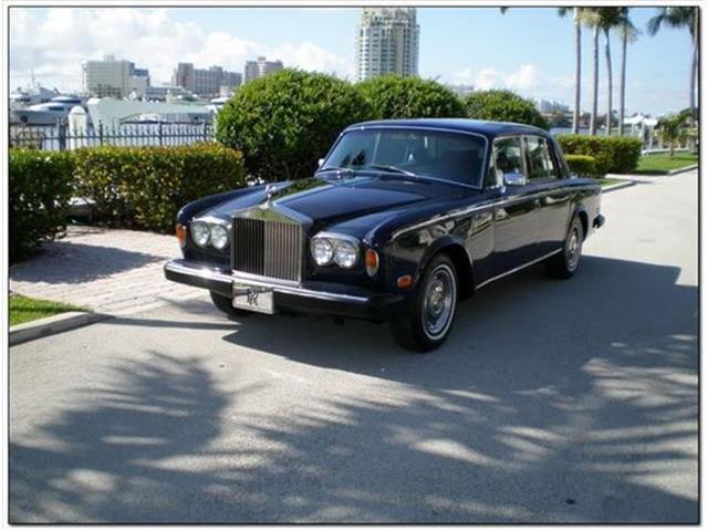 1978 Rolls-Royce Silver Shadow | 655720