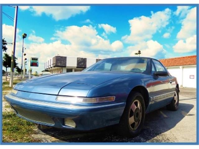 1988 Buick Reatta | 655724