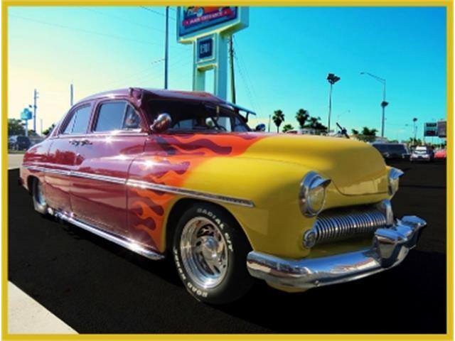 1949 Mercury 4-Dr Sedan | 655727
