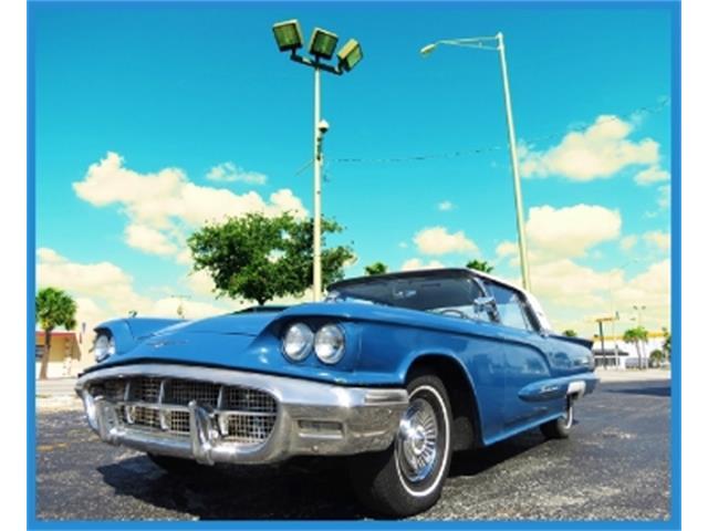 1960 Ford Thunderbird | 655729