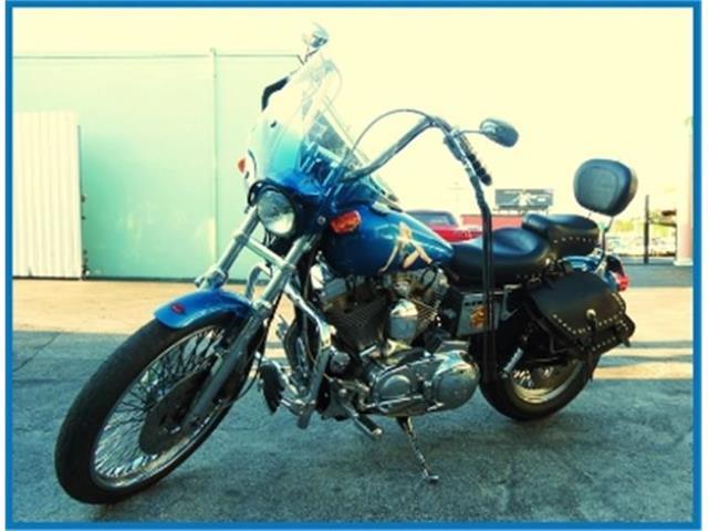 1991 Motorcycles Harley Davidson sportster | 655731