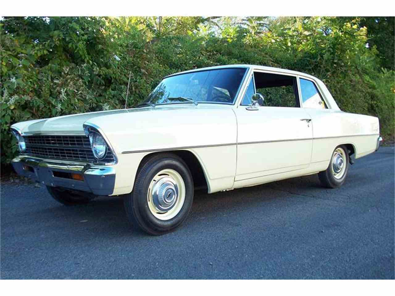 1967 Chevrolet Chevy II for Sale - CC-655916