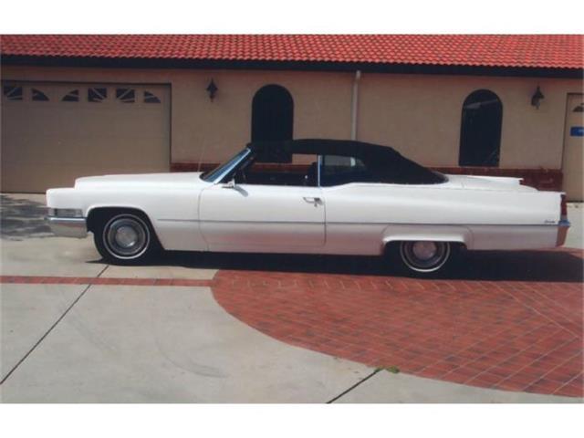 1969 Cadillac DeVille | 650595