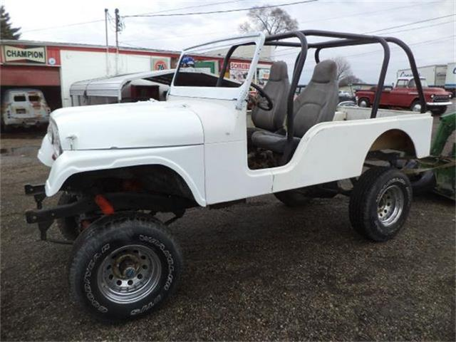 1966 Willys CJ6 | 655974