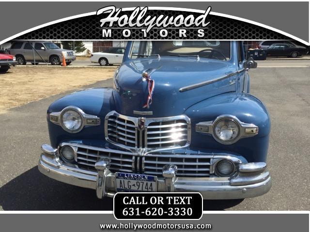 1948 Lincoln Continental | 656069