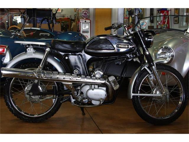 1969 Yamaha Motorcycle | 656466
