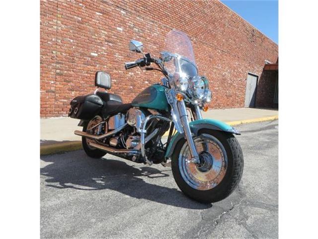 2001 Harley-Davidson Motorcycle | 656516