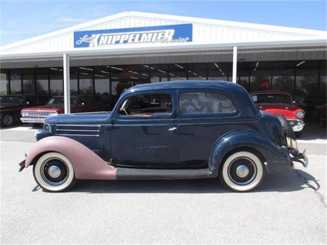1936 Ford 2-Dr Sedan | 656524
