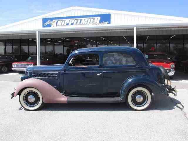 Picture of Classic 1936 2-Dr Sedan - $17,900.00 Offered by Knippelmier Classics - E2KS