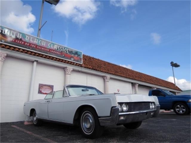 1967 Lincoln Continental | 656558