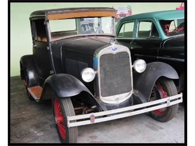 1930 Ford Model A | 656563